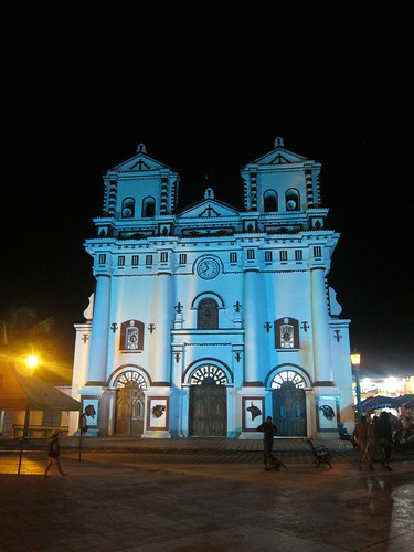 The church at Guatape