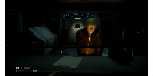 Alien- Isolation - Mission 4 - Seegson Communications