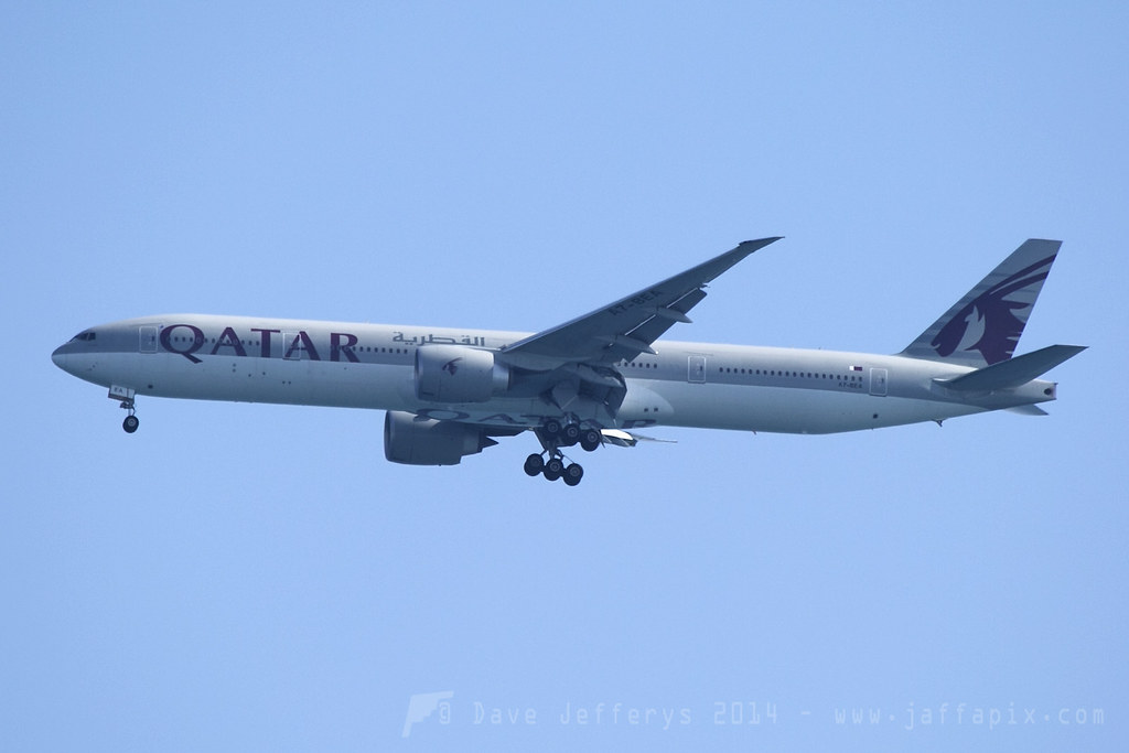 A7-BEA - B77W - Qatar Airways