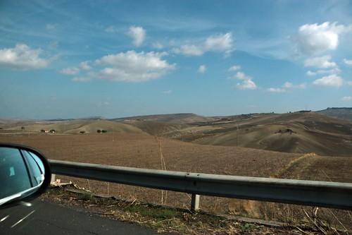 I panorami brulli della Sicilia