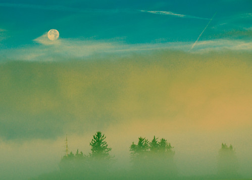 10-10-14 Morning Moon