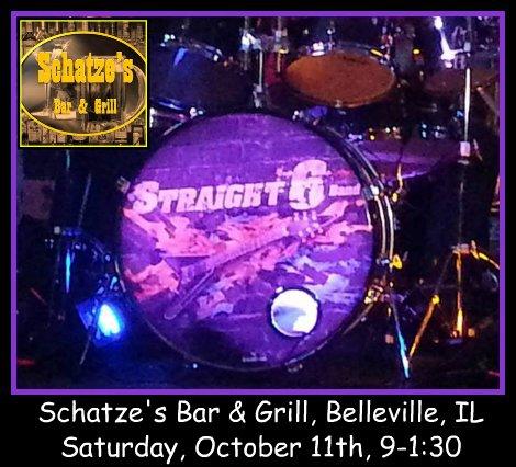 Straight 6 Band 10-11-14