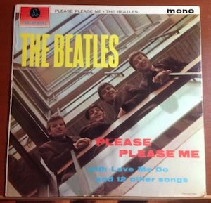 Пластинка «Please Please Me» с автографами Битлз продана на eBay почти за $37 тыс.