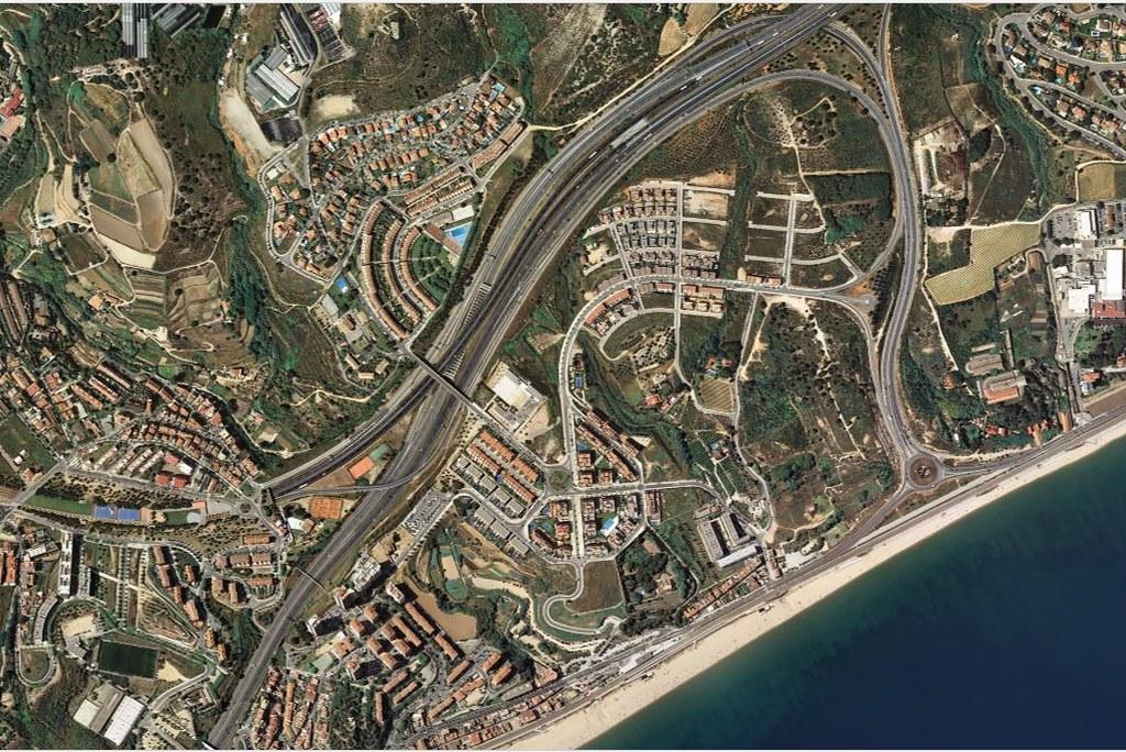 montgat, barcelona, catmountain, después, urbanismo, planeamiento, urbano, desastre, urbanístico, construcción, rotondas, carretera