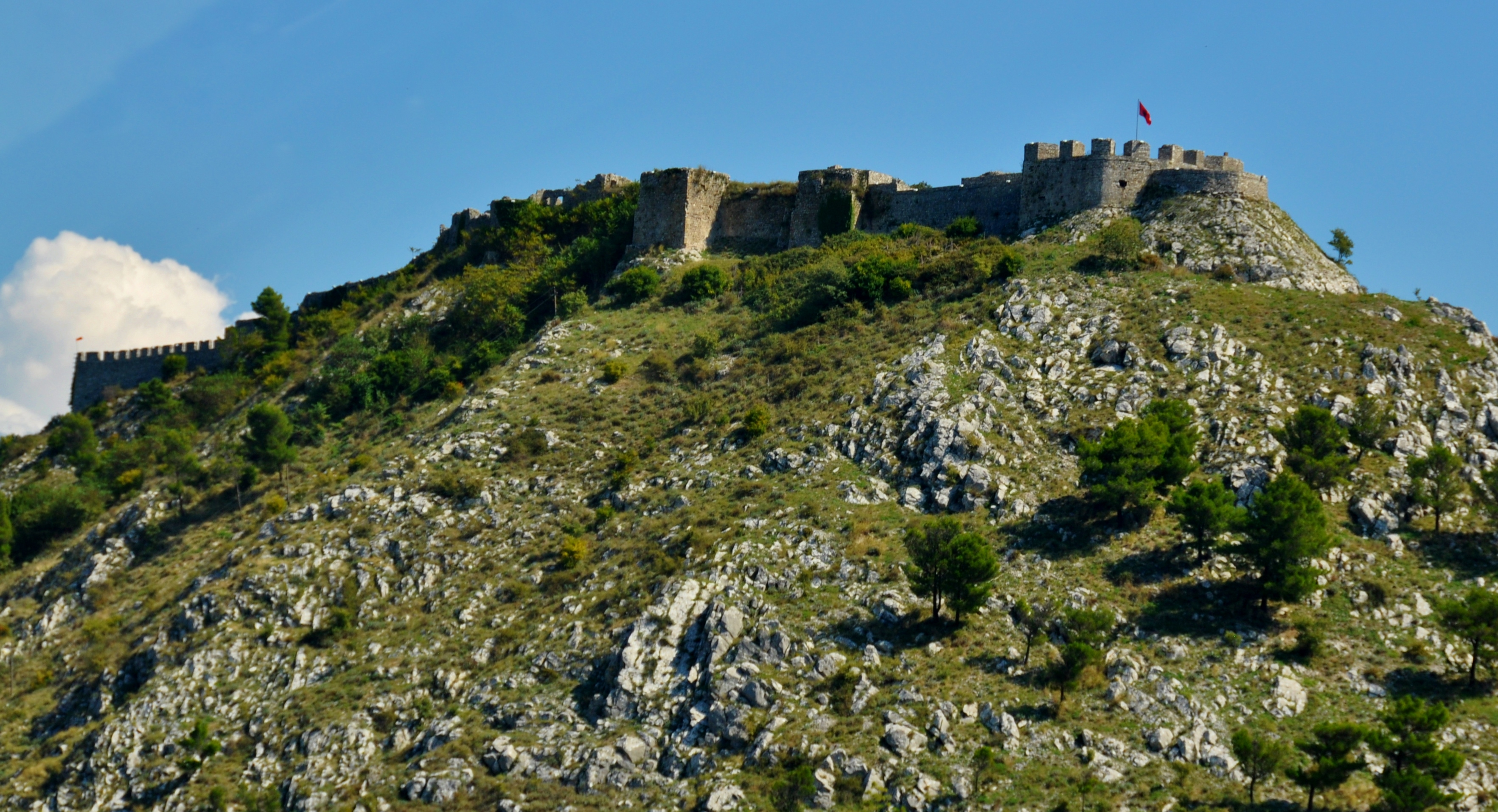 Shkoder and the fortress of Rozaf 39