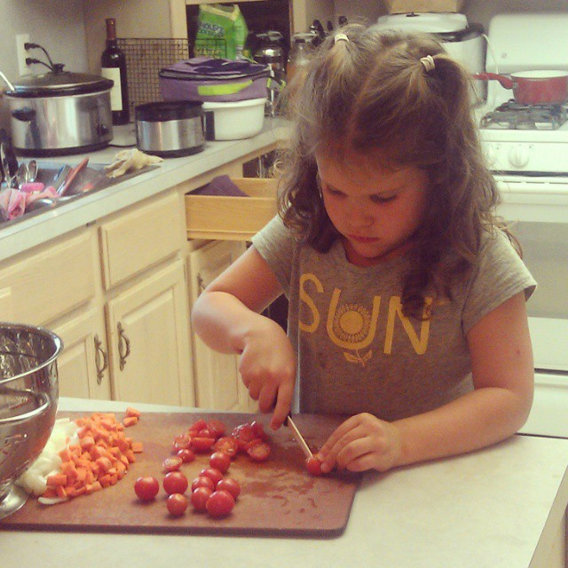 5 Tips To Getting Kids Excited About Real Food & Getting Into The Kitchen