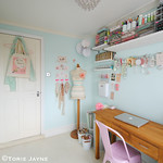 My pretty craftroom