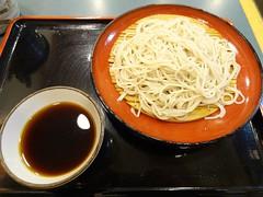 Cold Soba Noodle for Breakfast @Komoro-Soba, Toran…
