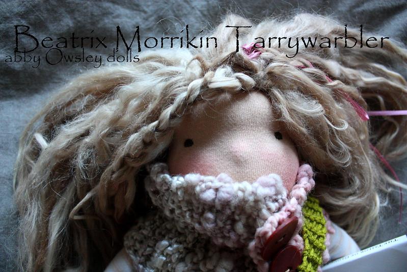 Beatrix Morrikin Tarrywarbler