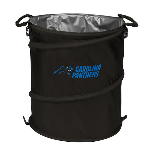 Carolina Panthers Trash Can Cooler