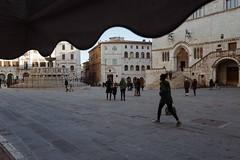 Perugia, Italy #leicaQ #leica #leicacamera #leicaqtyp116 #leicacraft #leica_photos #leica_uk #leica_world #leicaphotography #twitter #streetphotography #everybodystreet #streetphoto #street #italy #perugia #umbria #silhouette #waves