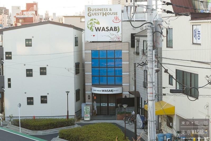 東京WASABI40