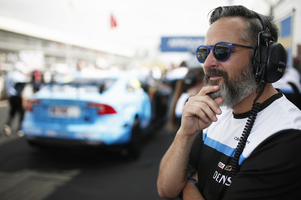 MULLER Yvan (fra) team Volvo Polestar Cyan Racing ambiance portrait during the 2017 FIA WTCC World Touring Car Race of Morocco at Marrakech, from April 7 to 9 - Photo Jean Michel Le Meur / DPPI.