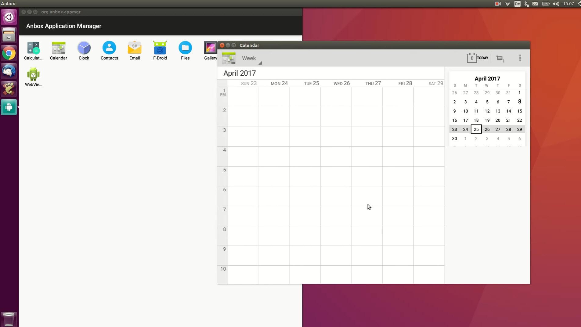 Anbox permet de lancer des applications Android directement sous Linux
