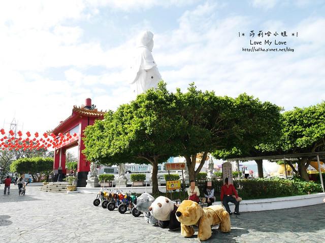 基隆景點一日遊中正公園大佛廣場 (15)