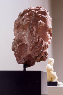 Head of Satyr, 1st century