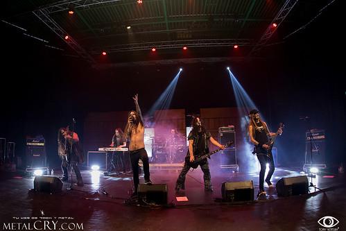 FINNTROLL @TEATRO METALICO-GRAN CANARIA// 3-FEB 2017