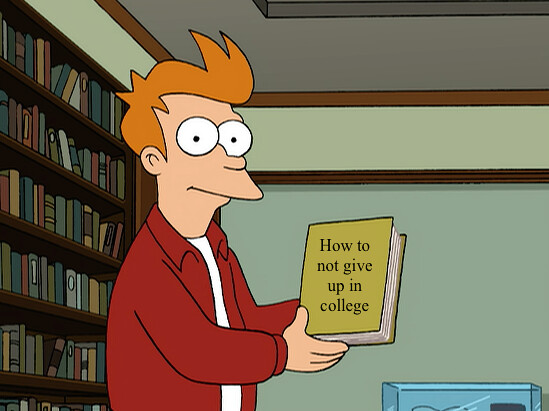 Fry book collge
