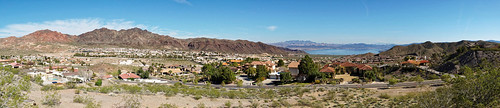 nevada bouldercity rivermountains redmountain blackmountain lakemead panorama pano sb2017