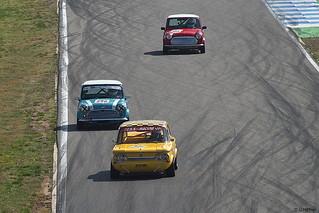 fv- 321 NSU TT, 296 Rover Mini Cooper SPI, 255 Rover Mini Cooper SPI