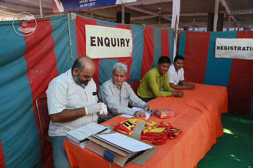 Enquiry Counter