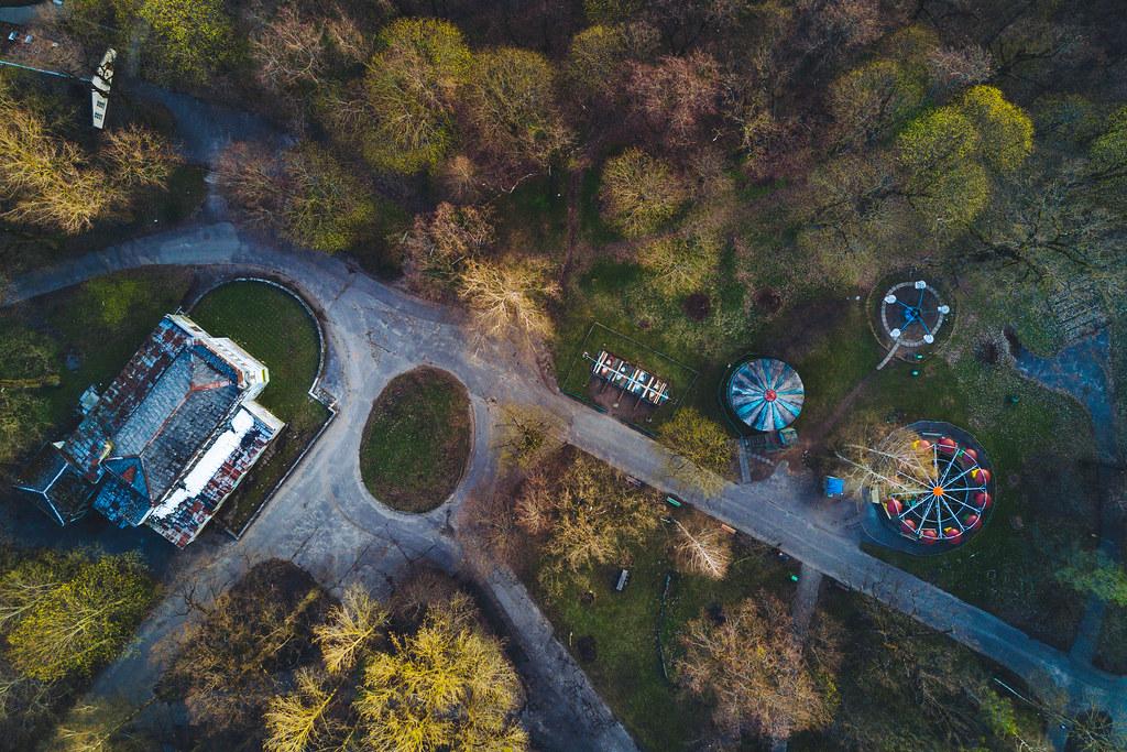 Carousels | Kaunas Aerial