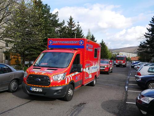Rettungsdienst Harz