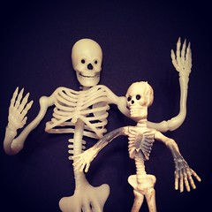 Bendy Skeletons.