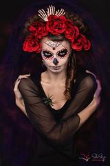 Dia De Los Muertos/Sugar-Skull by SoloStep-Studio