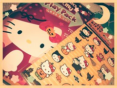 Tis the season for Hello Kitty Halloween Goods