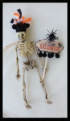skeleton Ornament