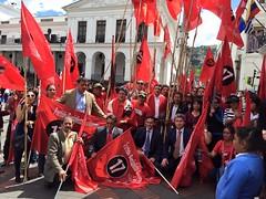 Respaldo al Gobierno de la Revolución Ciudadana