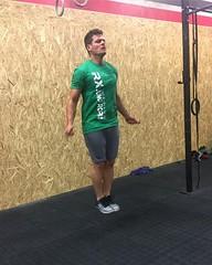 Jump rope training #jumping #training #du #doubleunders #crossfit #fitness #crossfitbox #crossfitcapmartin #capmartin #roquebrune #cotazur #rxjumpropes