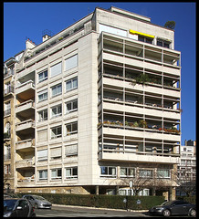 Immeuble [1952]- Paris XVIe
