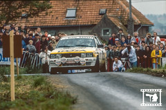 Ypres 24 Hours Rally 1987