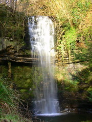 Glencar waterfall 2