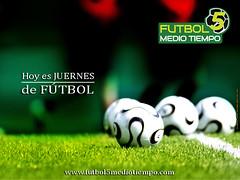 Fútbol 5 Medio Tiempo