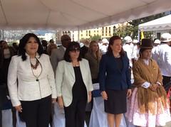 Parlamento Andino se suma a la celebración de Bolivia