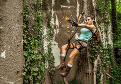 Tomb Raider Shooting