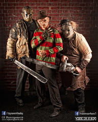 slasher trio 1 - slasher series