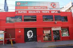 Sede del Partido Socialista Frente Amplio