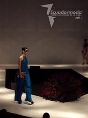 Pasarelas Ecuadormoda 2011 - Día 3