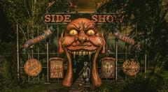 Side Show Entrance