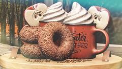 Cider Floats & Doughnuts