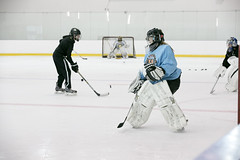 CTC ELITE GOALTENDING CLINIC 2015