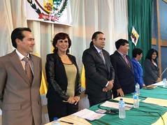 Se posesionó nuevo Alcalde socialista de Echeandia