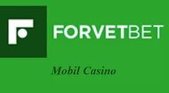 Forvetbet Mobil Casino