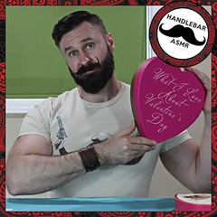 See the video at https://youtu.be/42URKolq7TY #valentines #valentine #asmr #tingles #youtube #relaxation #wellbeing #relax #stressed #health #fitness #anxiety #mentalhealth #recipes #beard #bearded #food #eatingshow #mukbang #mustache #scruff #beards #bea