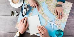 Siapa Bilang Tanggal Tua Gak Bisa Traveling? Ini Dia Tipsnya