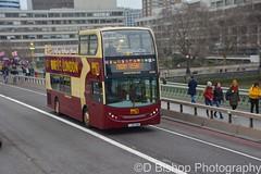 Big Bus Tours DA226 (LJ09 OKN)